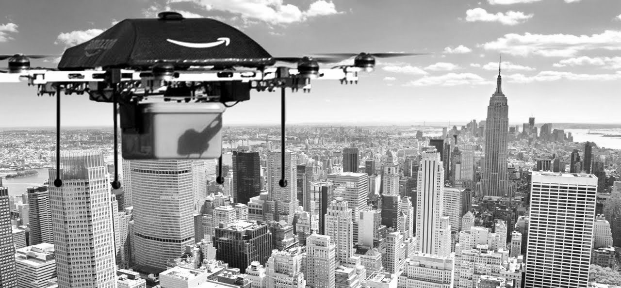 Amazon Drone New York