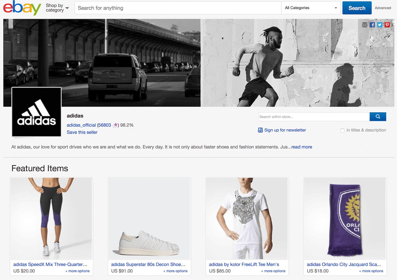 Adidas is Winning on eBay - Marketplace Pulse 82e8851c943d