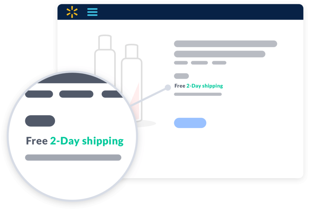 Walmart Two Day Shipping