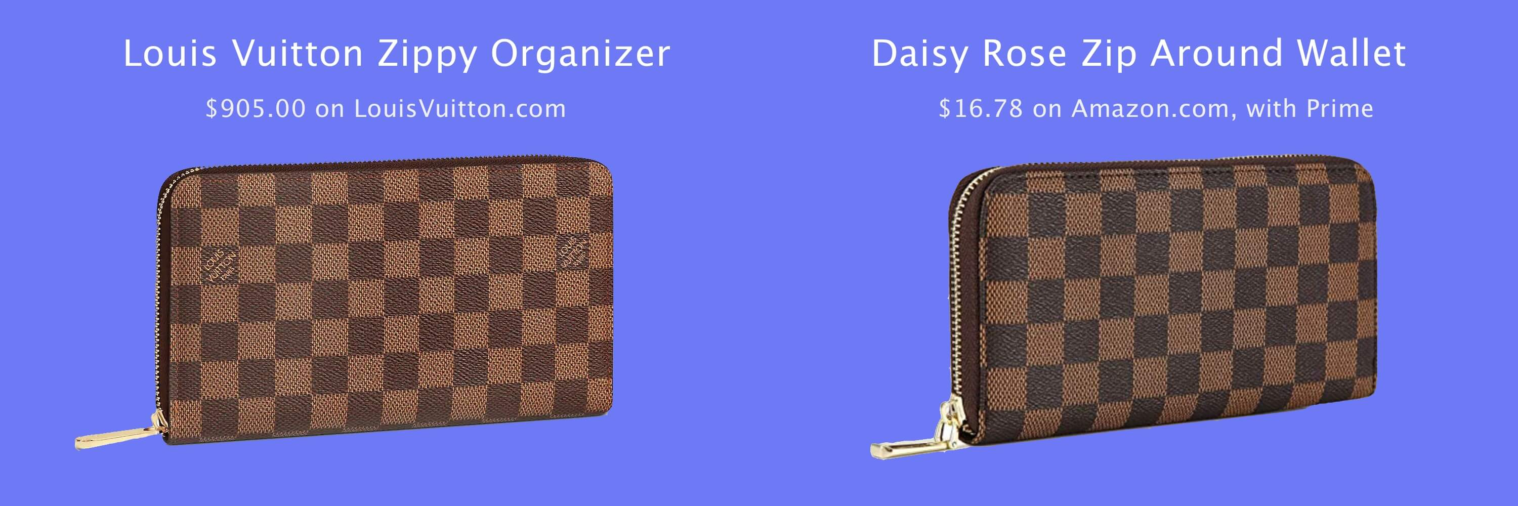 Louis Vuitton vs Daily Rose