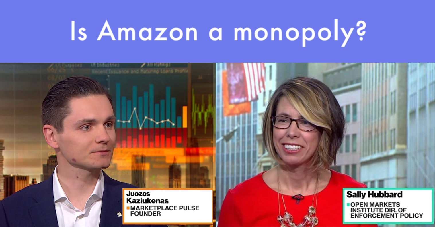 Amazon Is a Monopoly, an Interview With Sally Hubbard