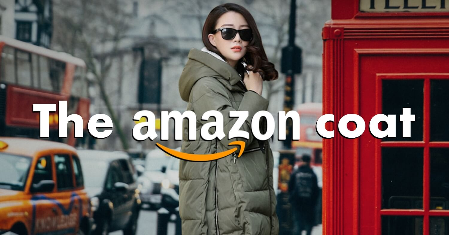 The Amazon Coat Is Even More Popular This Winter