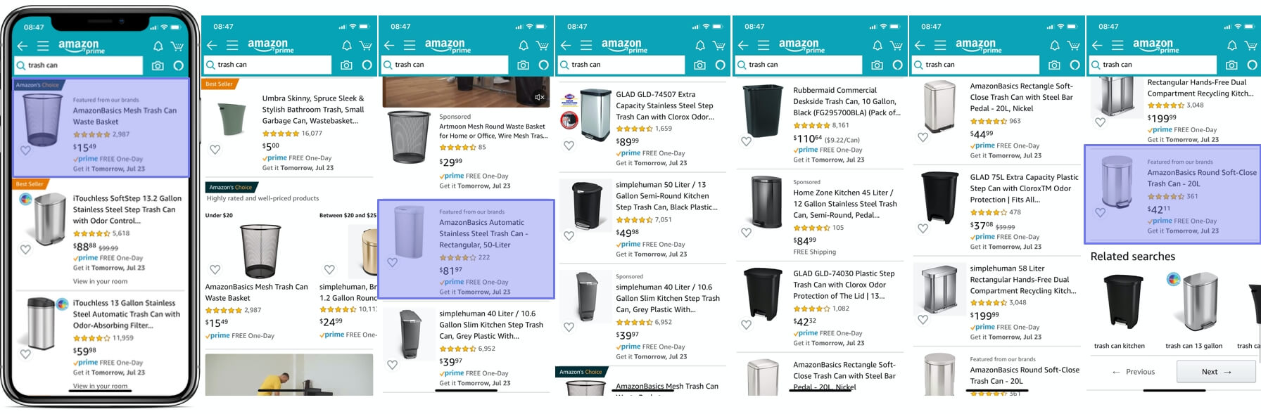 Amazon Featured from our brands