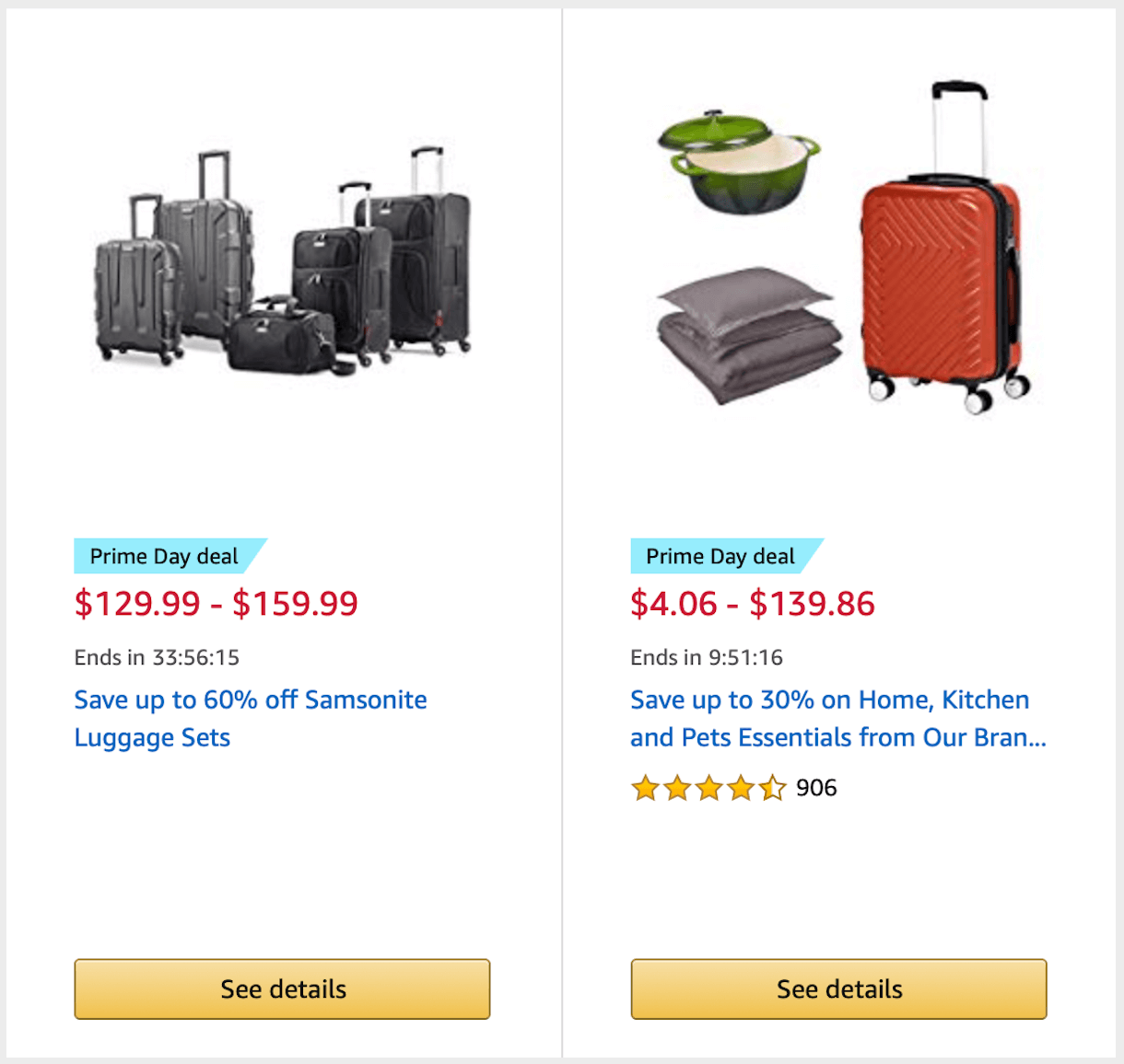 AmazonBasics vs Samsonite