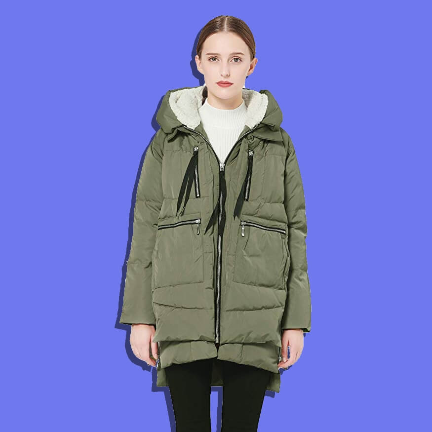 Orolay winter jacket