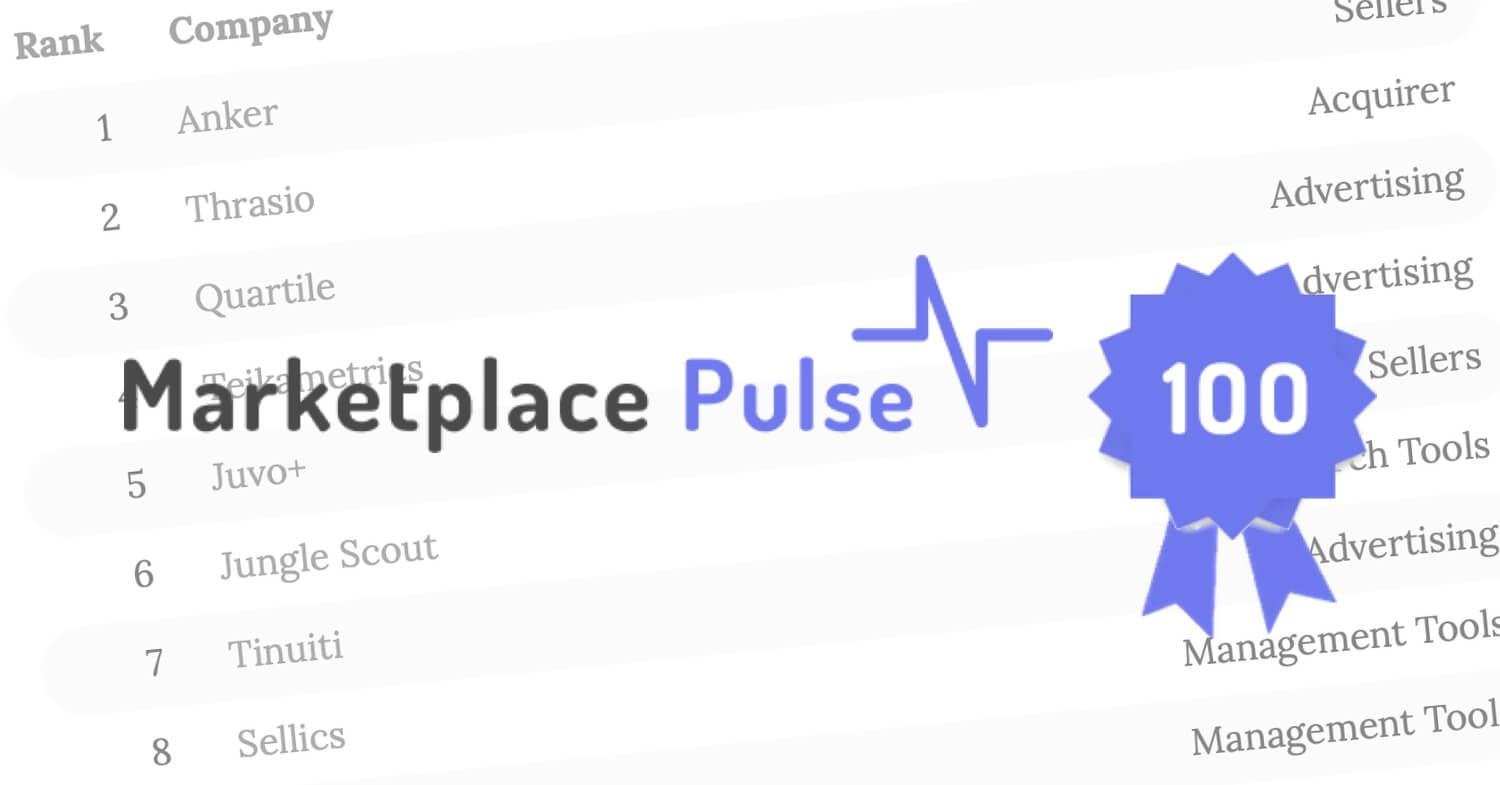 Marketplace Pulse 100